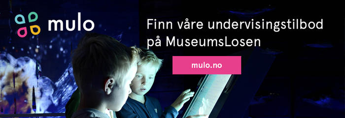 Banner for Museumslosen
